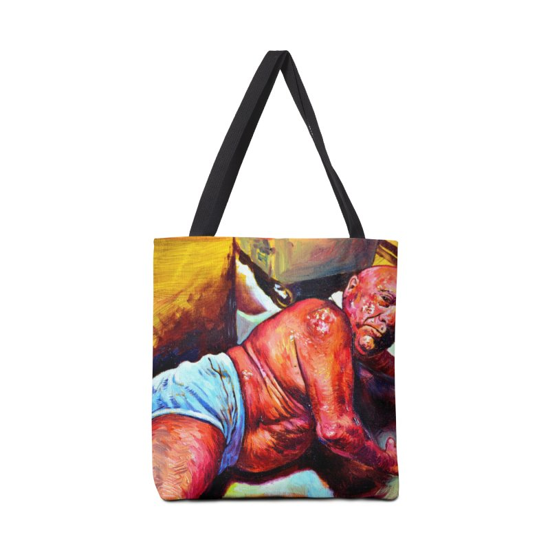 "pure Accessories Tote Bag Bag by Art Prints by Seama available under ""Home"""
