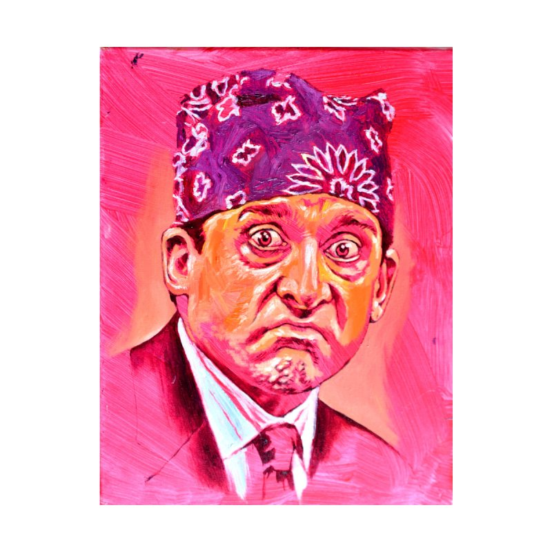 """prison mike by Art Prints by Seama available under """"Home"""""""