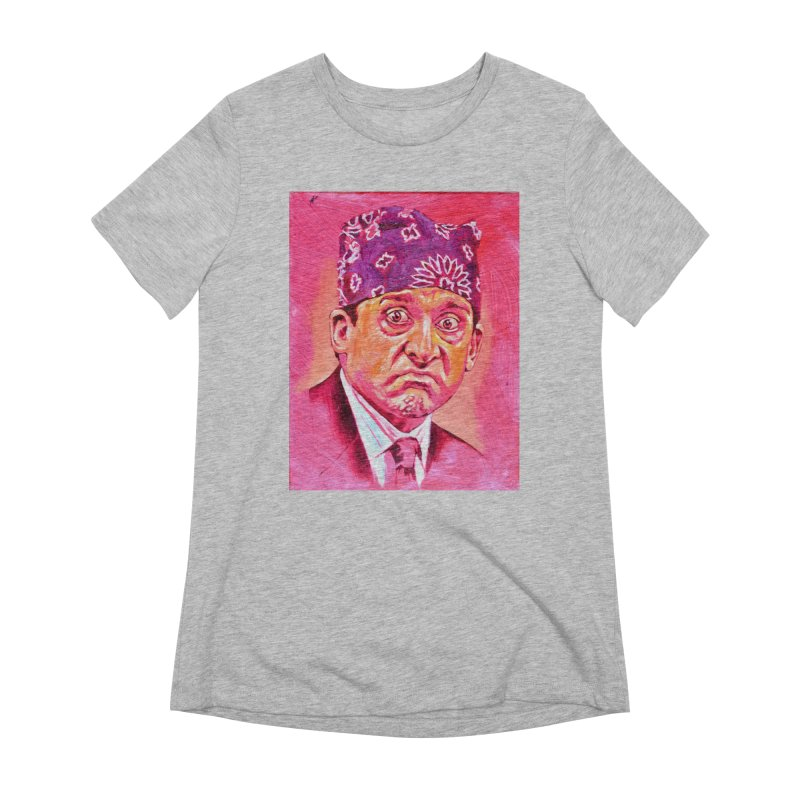 "prison mike Women's Extra Soft T-Shirt by Art Prints by Seama available under ""Home"""