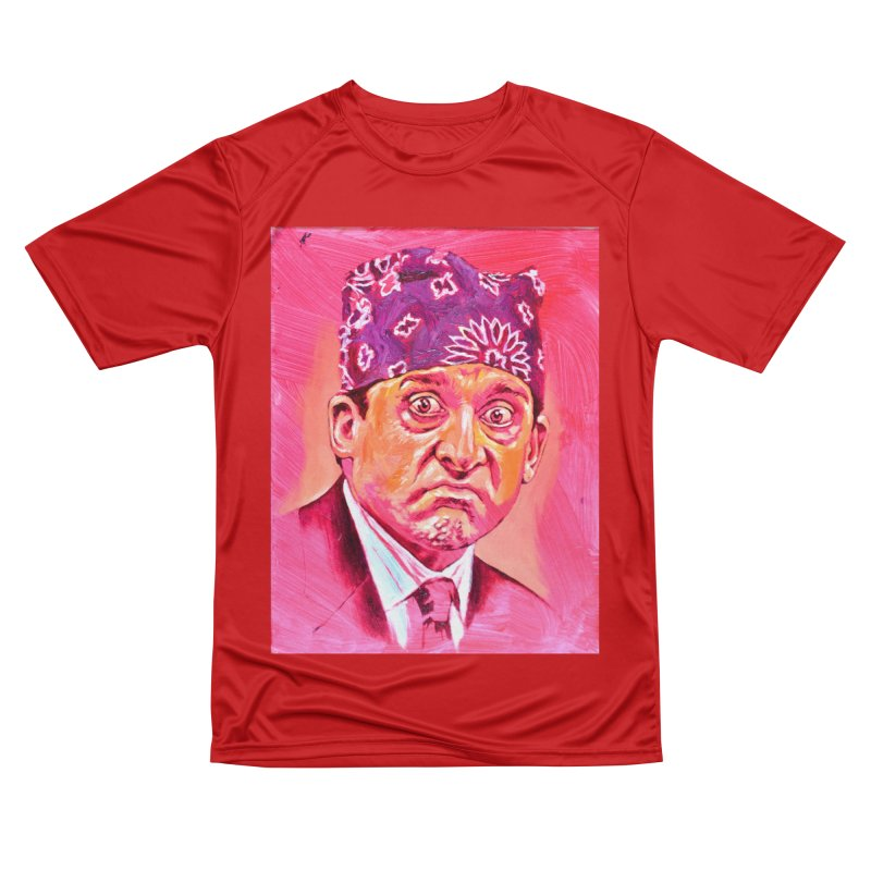 """prison mike Women's Performance Unisex T-Shirt by Art Prints by Seama available under """"Home"""""""
