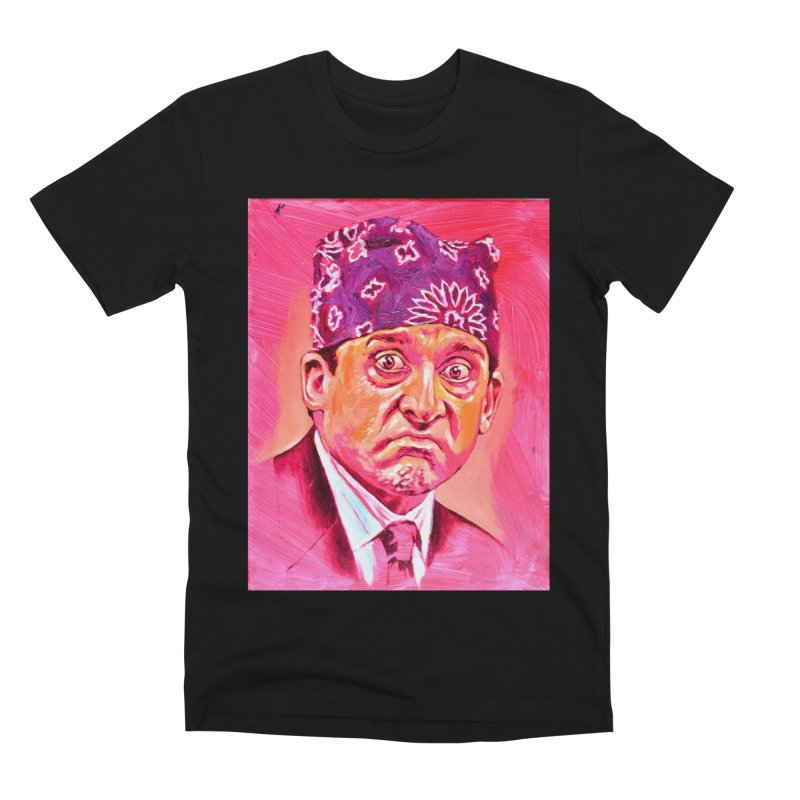 """prison mike Men's Premium T-Shirt by Art Prints by Seama available under """"Home"""""""