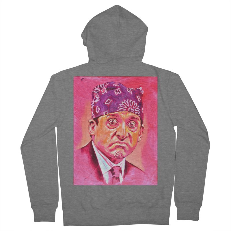 """prison mike Women's French Terry Zip-Up Hoody by Art Prints by Seama available under """"Home"""""""