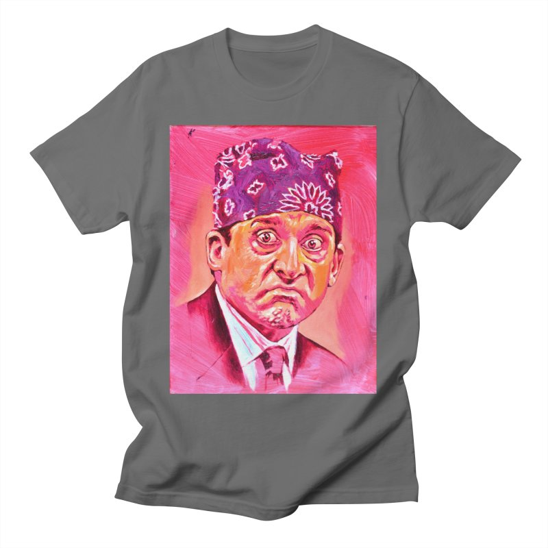 """prison mike Men's T-Shirt by Art Prints by Seamus Wray available under """"Home"""""""