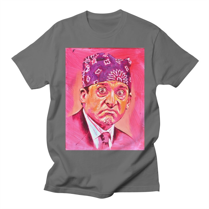 "prison mike Men's Regular T-Shirt by Art Prints by Seama available under ""Home"""