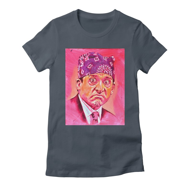 "prison mike Women's T-Shirt by Art Prints by Seama available under ""Home"""
