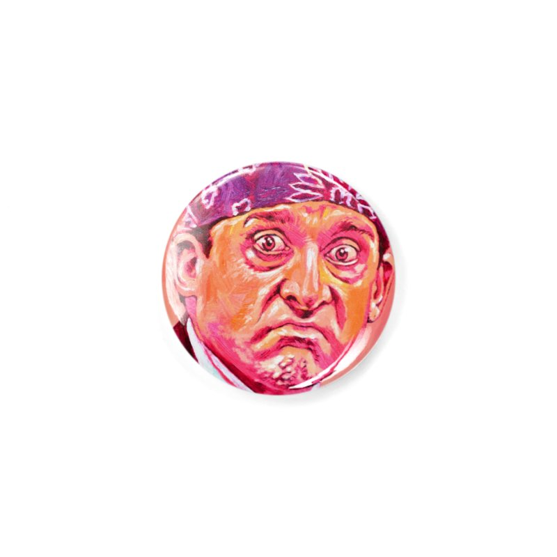 """prison mike Accessories Button by Art Prints by Seama available under """"Home"""""""