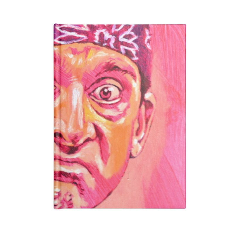 """prison mike Accessories Blank Journal Notebook by Art Prints by Seama available under """"Home"""""""