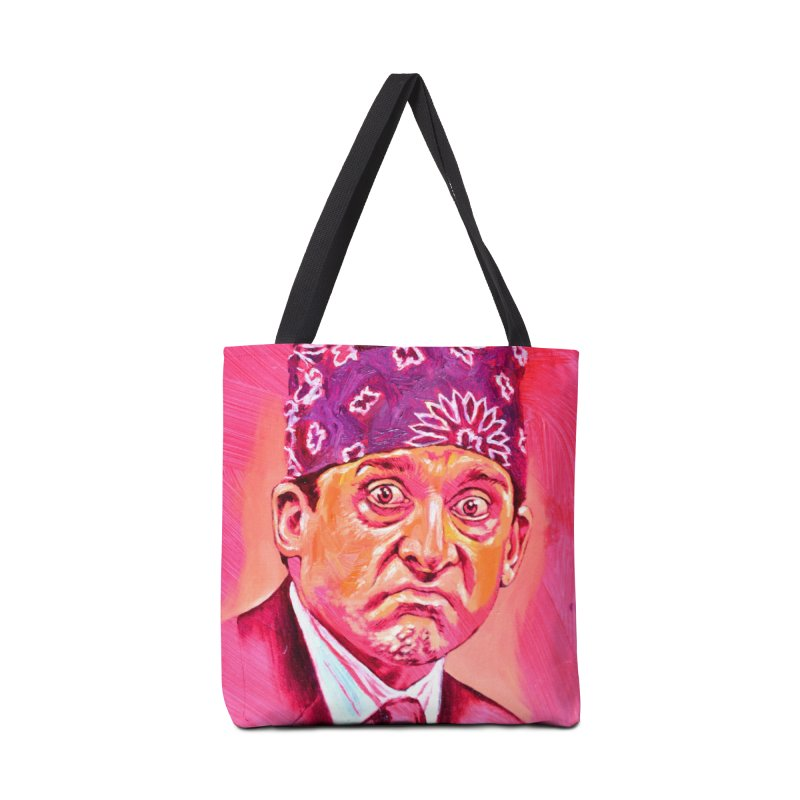 "prison mike Accessories Tote Bag Bag by Art Prints by Seama available under ""Home"""