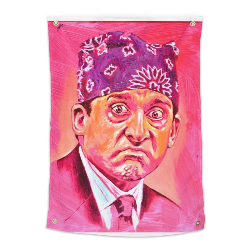 "prison mike Home Tapestry by Art Prints by Seama available under ""Home"""