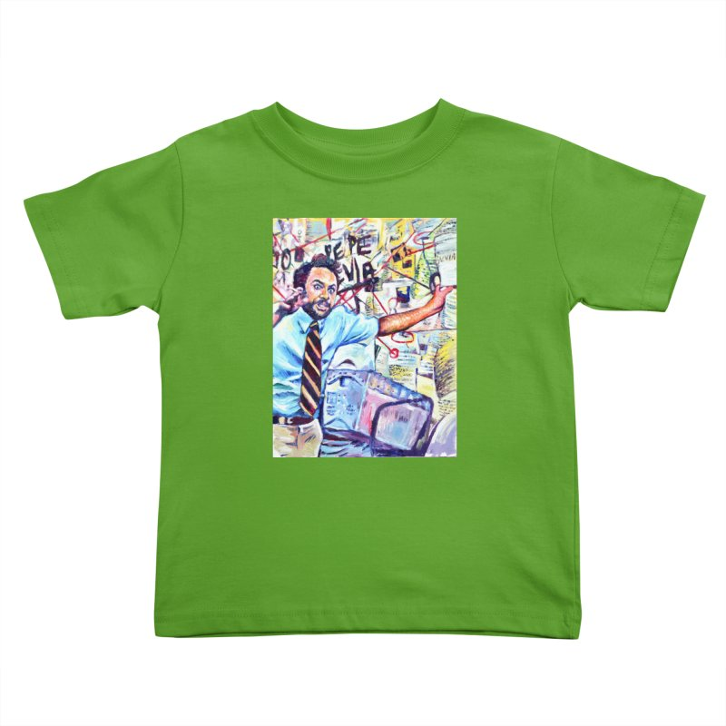 """pepe silvia Kids Toddler T-Shirt by Art Prints by Seama available under """"Home"""""""