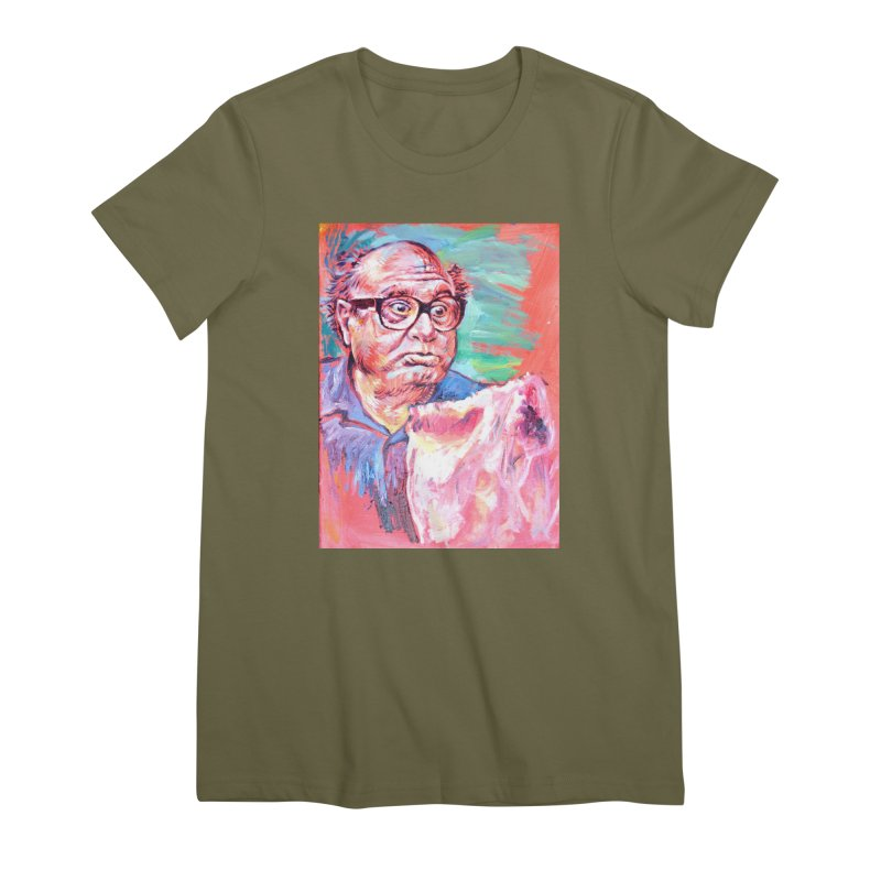 """casaba Women's Premium T-Shirt by Art Prints by Seama available under """"Home"""""""
