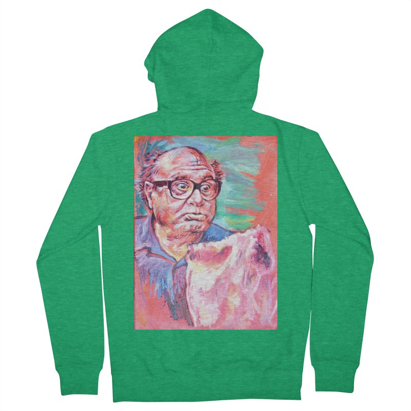 """casaba Men's Zip-Up Hoody by Art Prints by Seamus Wray available under """"Home"""""""