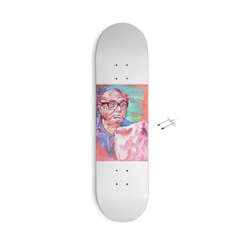 """casaba Accessories Skateboard by Art Prints by Seamus Wray available under """"Home"""""""