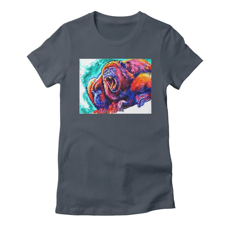 """howl Women's T-Shirt by Art Prints by Seama available under """"Home"""""""