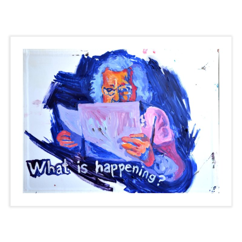 """what Home Fine Art Print by Art Prints by Seamus Wray available under """"Home"""""""