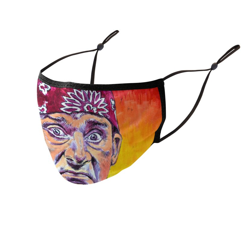 """dementors Accessories Face Mask by Art Prints by Seamus Wray available under """"Home"""""""