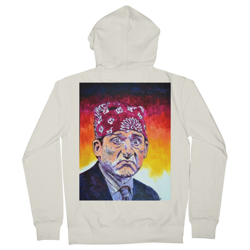 """dementors Men's Zip-Up Hoody by Art Prints by Seamus Wray available under """"Home"""""""