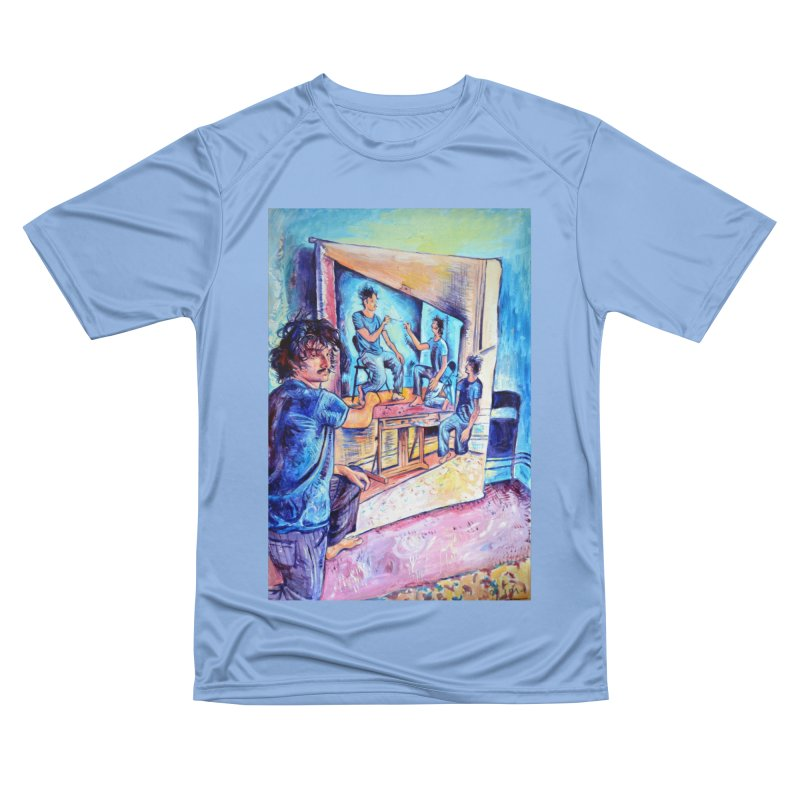 """selfportraitception Women's T-Shirt by Art Prints by Seama available under """"Home"""""""