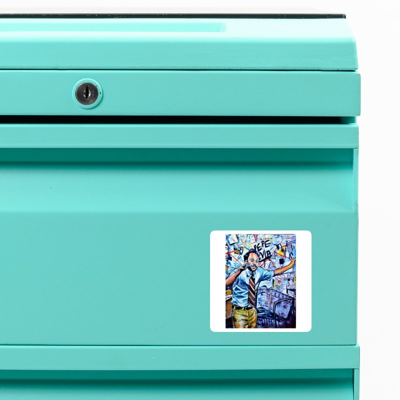 """boxes Accessories Magnet by Art Prints by Seamus Wray available under """"Home"""""""