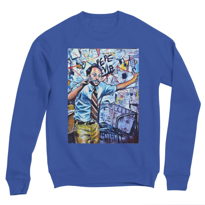 """boxes Women's Sweatshirt by Art Prints by Seamus Wray available under """"Home"""""""