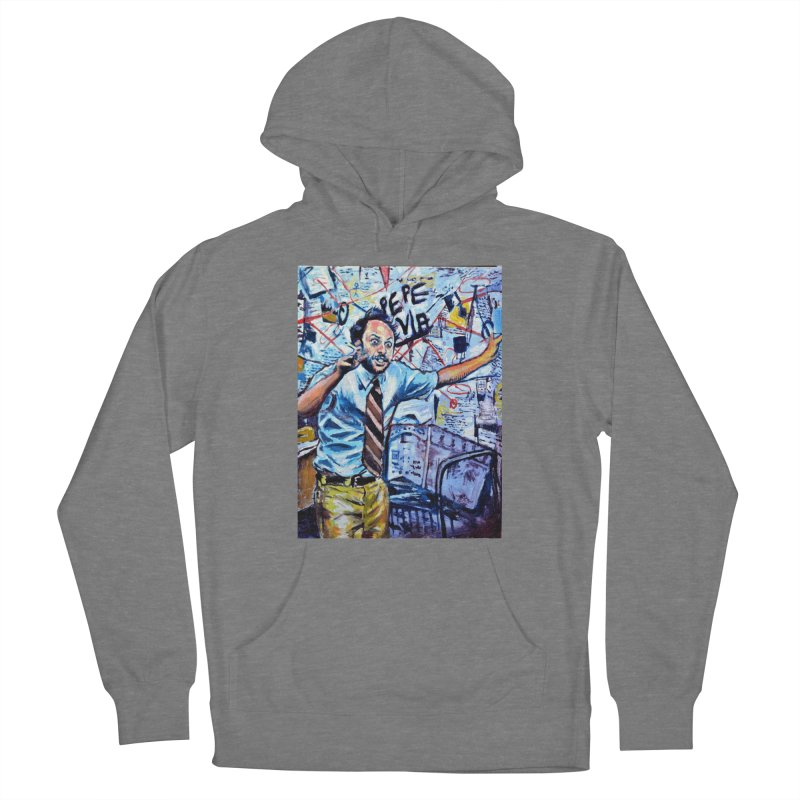 """boxes Women's Pullover Hoody by Art Prints by Seamus Wray available under """"Home"""""""