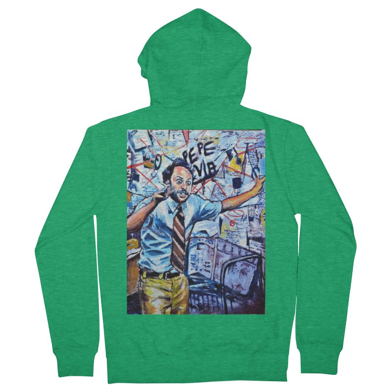 """boxes Women's Zip-Up Hoody by Art Prints by Seamus Wray available under """"Home"""""""