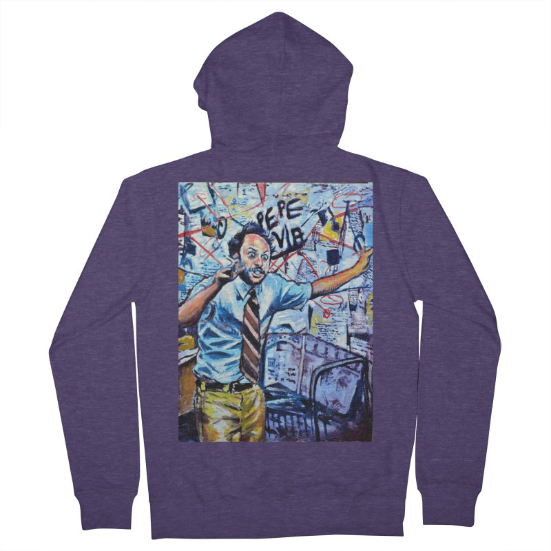 """boxes Men's Zip-Up Hoody by Art Prints by Seamus Wray available under """"Home"""""""