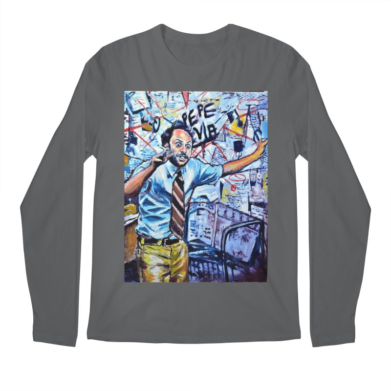 """boxes Men's Longsleeve T-Shirt by Art Prints by Seamus Wray available under """"Home"""""""