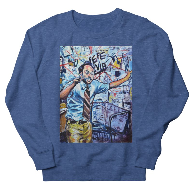 """boxes Men's Sweatshirt by Art Prints by Seamus Wray available under """"Home"""""""