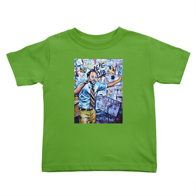 """boxes Kids Toddler T-Shirt by Art Prints by Seamus Wray available under """"Home"""""""