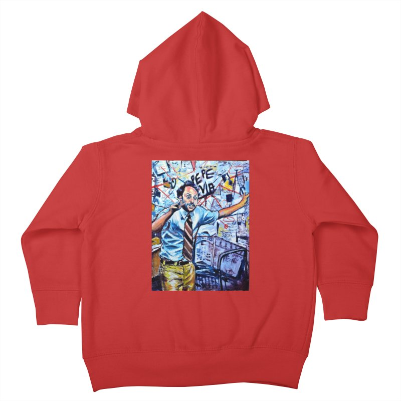 """boxes Kids Toddler Zip-Up Hoody by Art Prints by Seamus Wray available under """"Home"""""""