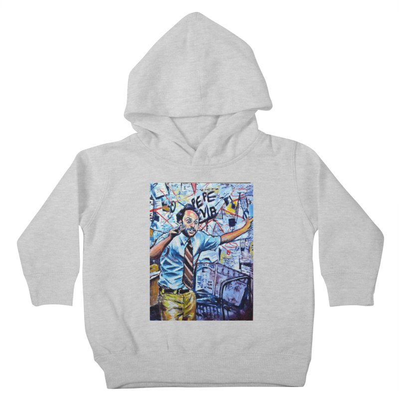 """boxes Kids Toddler Pullover Hoody by Art Prints by Seamus Wray available under """"Home"""""""