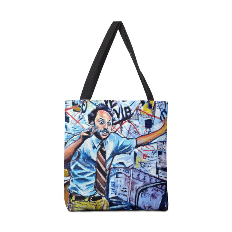 """boxes Accessories Bag by Art Prints by Seama available under """"Home"""""""