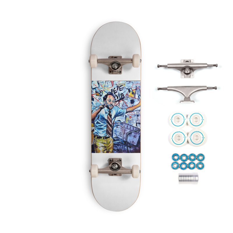 """boxes Accessories Skateboard by Art Prints by Seamus Wray available under """"Home"""""""