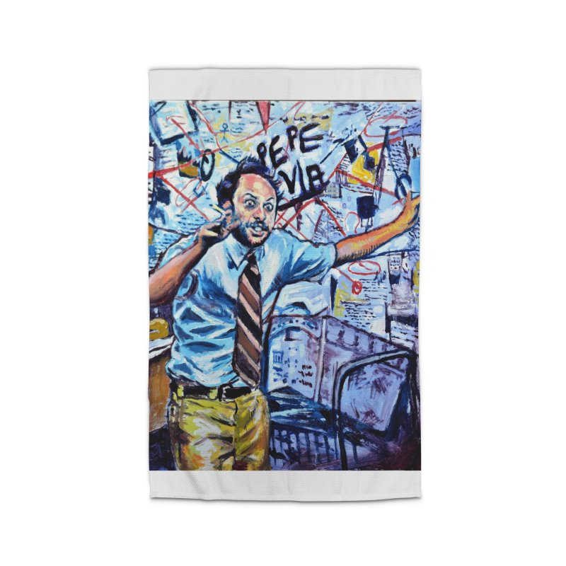 """boxes Home Rug by Art Prints by Seamus Wray available under """"Home"""""""