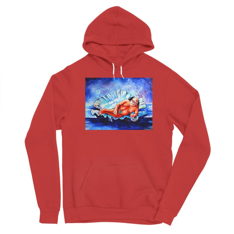 """DeVenus Women's Pullover Hoody by Art Prints by Seamus Wray available under """"Home"""""""