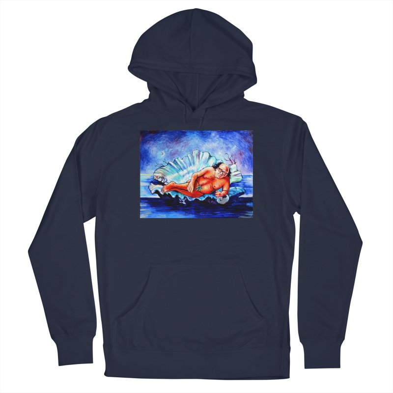 """DeVenus Men's Pullover Hoody by Art Prints by Seamus Wray available under """"Home"""""""