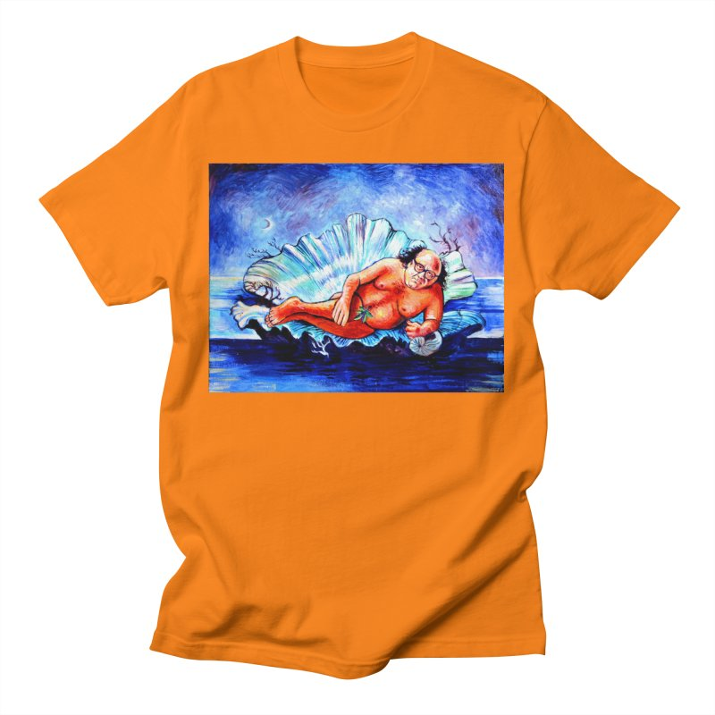 """DeVenus Men's T-Shirt by Art Prints by Seamus Wray available under """"Home"""""""