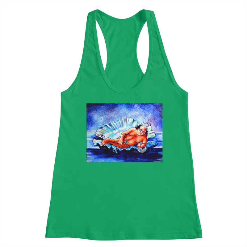 """DeVenus Women's Tank by Art Prints by Seamus Wray available under """"Home"""""""