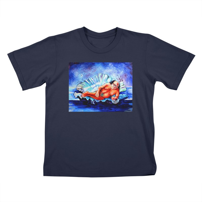 """DeVenus Kids T-Shirt by Art Prints by Seamus Wray available under """"Home"""""""