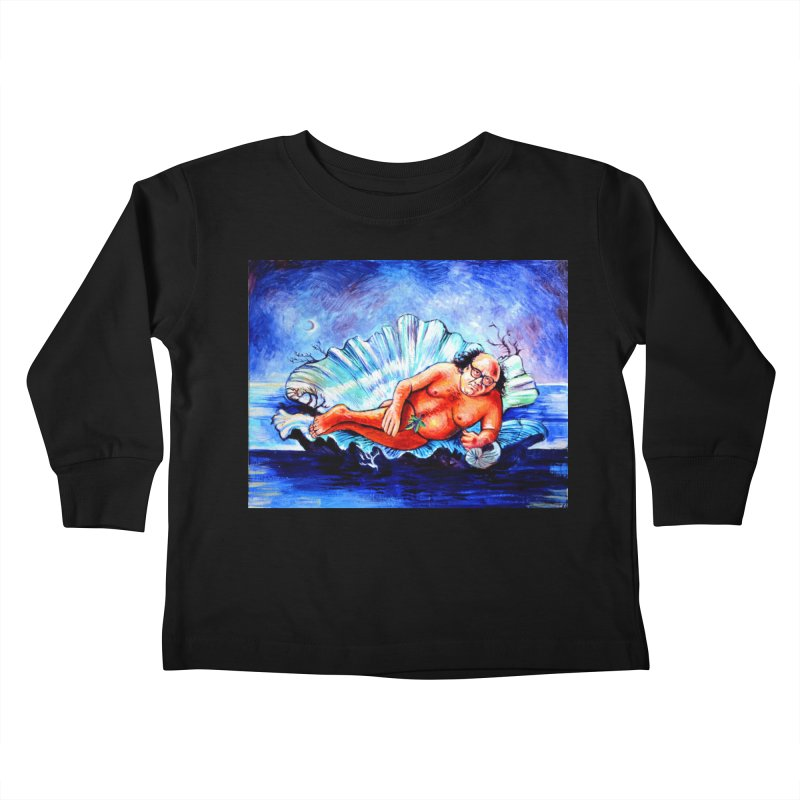 """DeVenus Kids Toddler Longsleeve T-Shirt by Art Prints by Seamus Wray available under """"Home"""""""