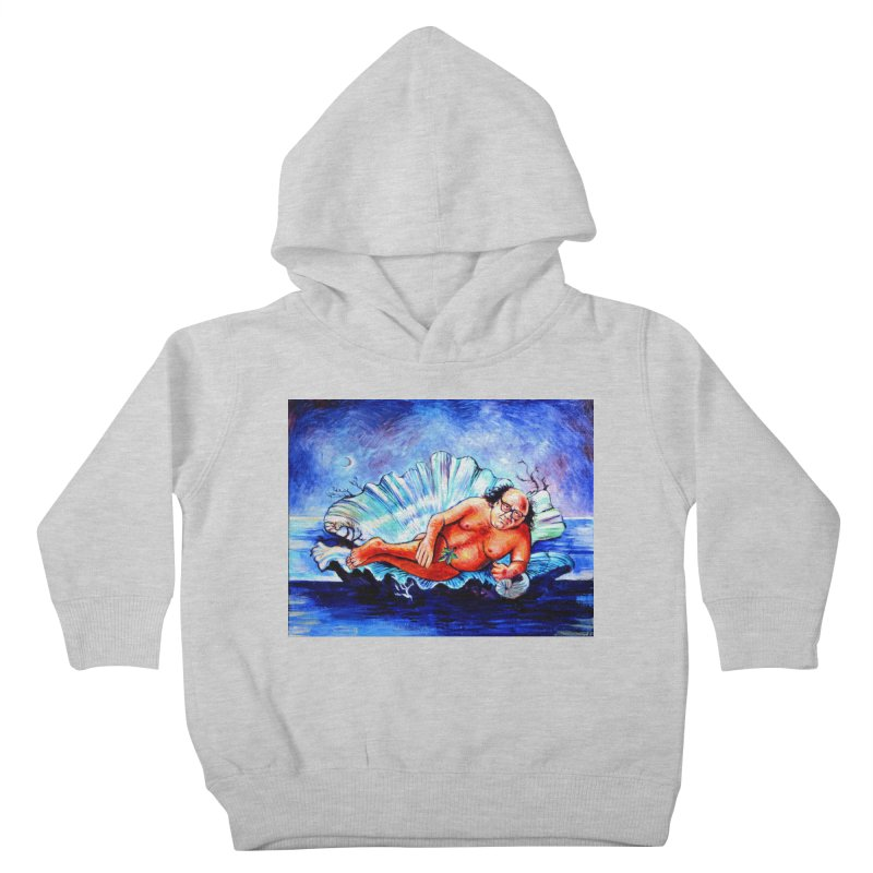 """DeVenus Kids Toddler Pullover Hoody by Art Prints by Seamus Wray available under """"Home"""""""