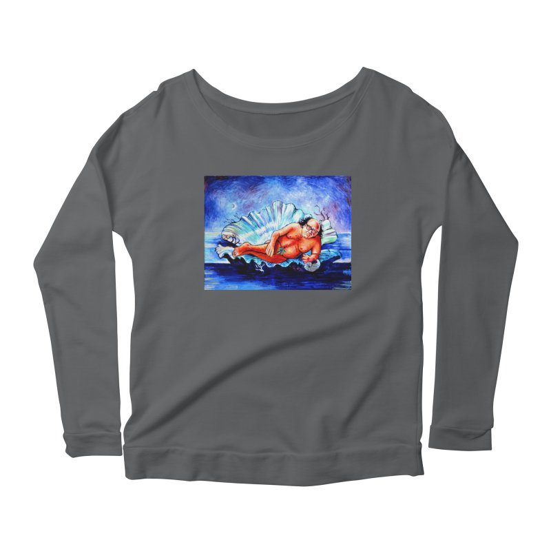 """DeVenus Women's Longsleeve T-Shirt by Art Prints by Seamus Wray available under """"Home"""""""