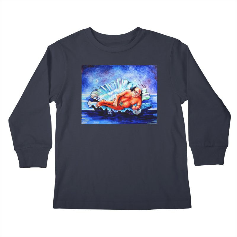 """DeVenus Kids Longsleeve T-Shirt by Art Prints by Seamus Wray available under """"Home"""""""
