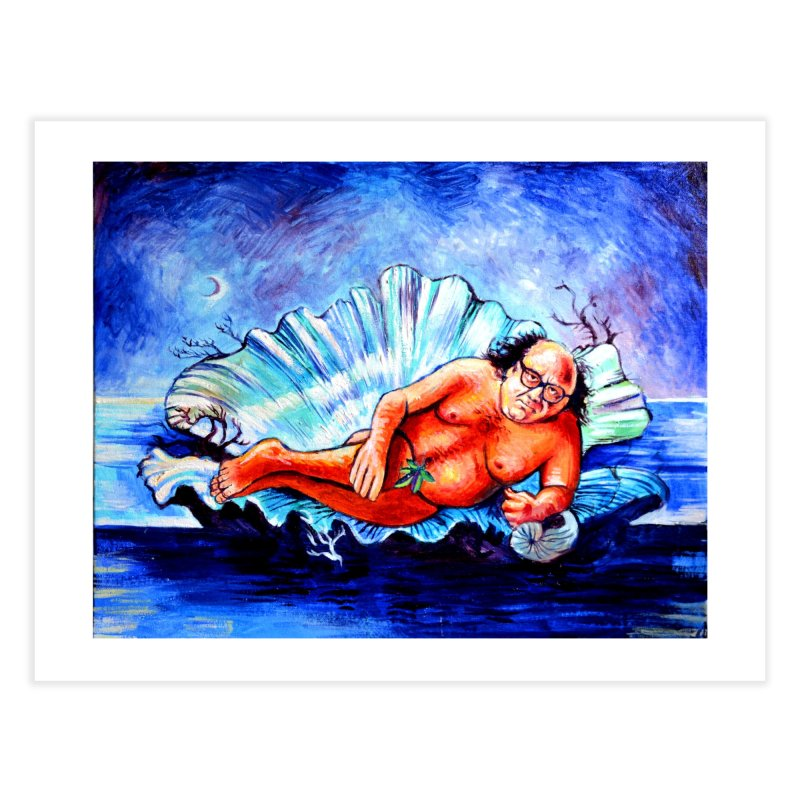 """DeVenus Home Fine Art Print by Art Prints by Seamus Wray available under """"Home"""""""