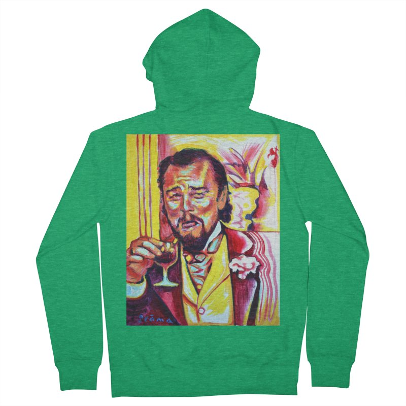 """leomeme Women's Zip-Up Hoody by Art Prints by Seamus Wray available under """"Home"""""""