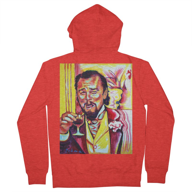 """leomeme Men's Zip-Up Hoody by Art Prints by Seamus Wray available under """"Home"""""""
