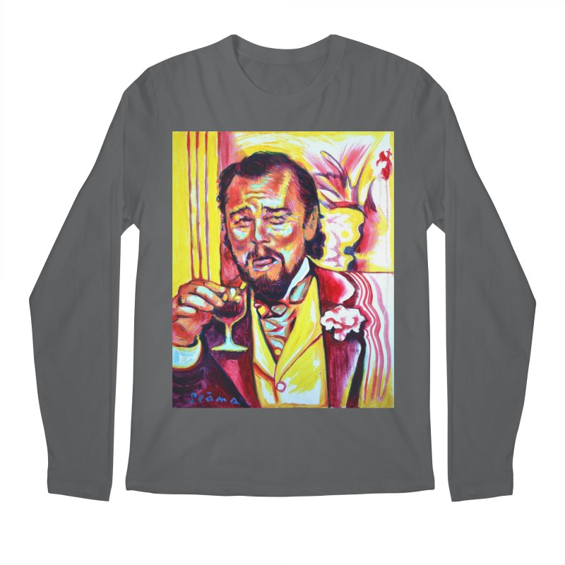 """leomeme Men's Longsleeve T-Shirt by Art Prints by Seamus Wray available under """"Home"""""""
