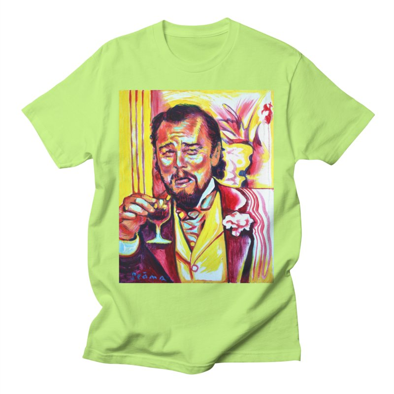 """leomeme Men's T-Shirt by Art Prints by Seamus Wray available under """"Home"""""""