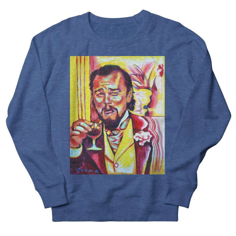 """leomeme Men's Sweatshirt by Art Prints by Seamus Wray available under """"Home"""""""
